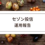 【投資信託】セゾン投信 運用報告