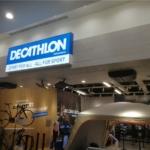 デカトロンにテントを見てきました♪