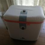 デカトロンのクーラーボックスを海水浴で使用!大容量で使いやすい