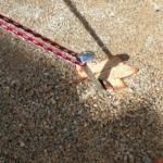 デカトロン QUECHUA (ケシュア)テント・タープ用Vペグを10枚の写真でご紹介